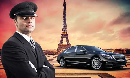 location limousine avec chauffeur à paris